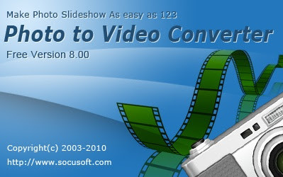 Socusoft Foto Video Converter free