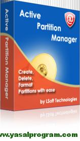 Active@ Partition Manager (Ücretsiz)