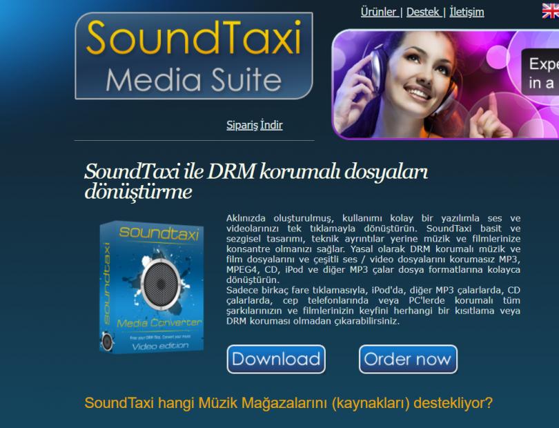 soundtaxi-profesyonel