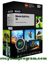 MAGIX Movie Edit Pro 15 Silver (Kampanya)