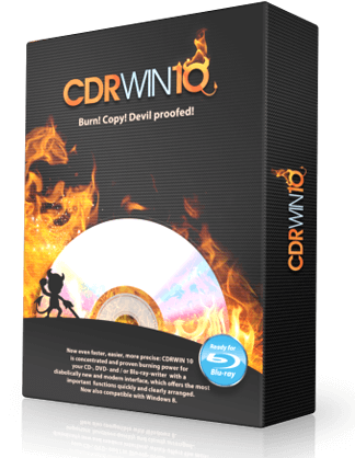 CDRWIN 10,CDRWIN