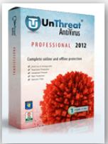 UnThreat Pro Antivirus 2012 (Hediye 10 Lisans)