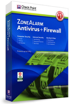 ZoneAlarm Free Antivirus,ZoneAlarm Free Antivirus + Firewall
