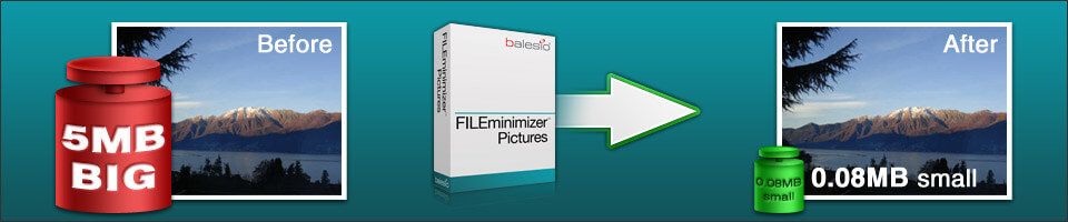 FILEminimizer Pictures 3.0,FILEminimizer Pictures