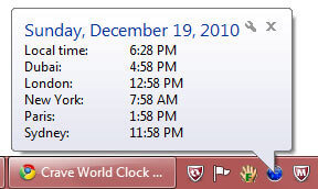Crave World Clock Pro,Crave World Clock