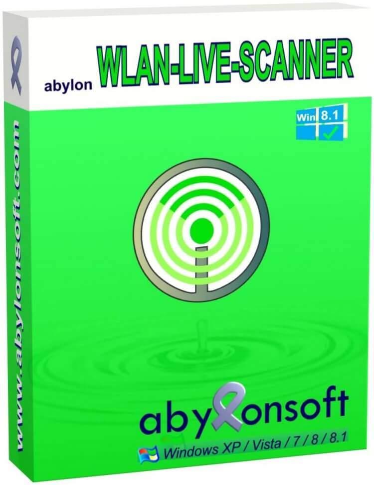 Abylon WLAN Live Scanner