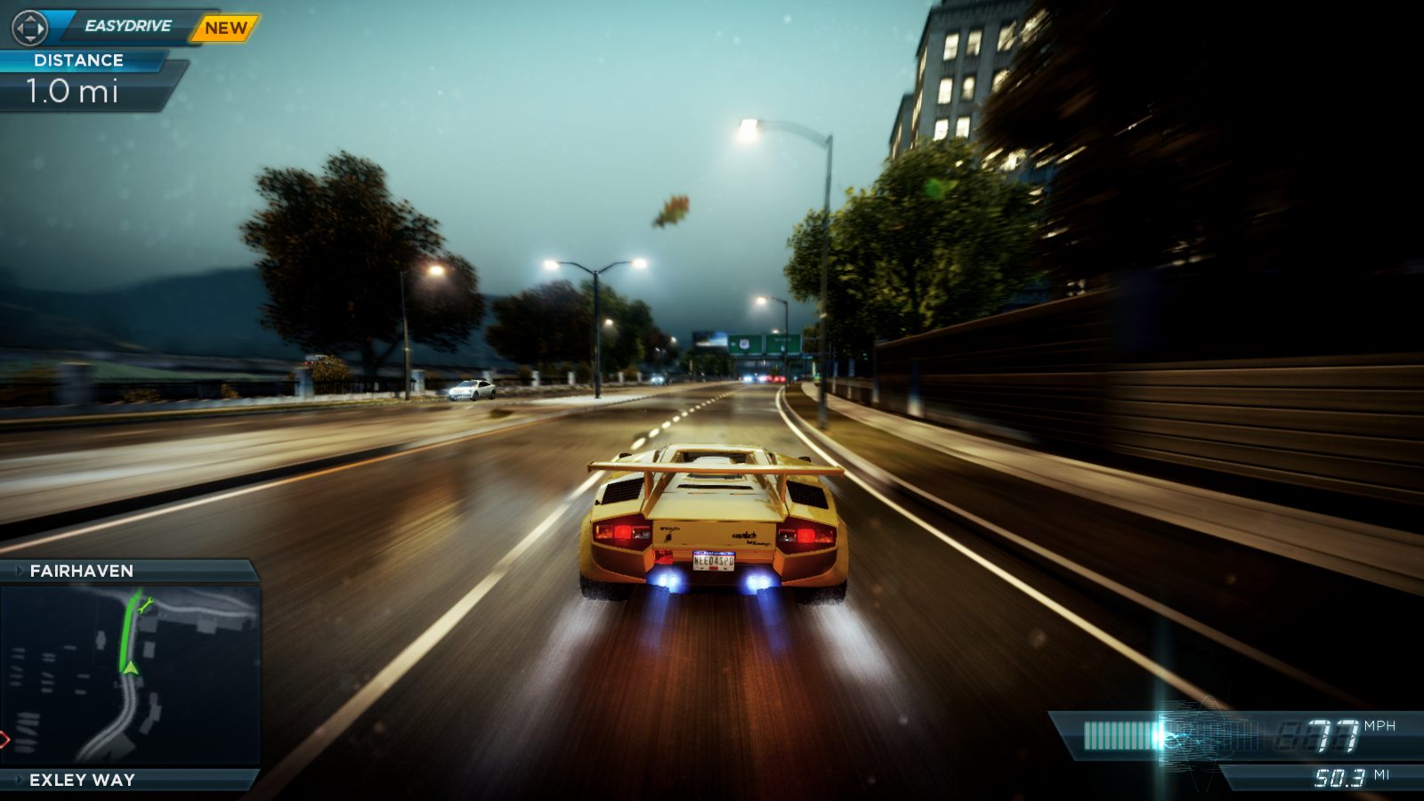 How to get cop cars in need for speed most wanted 2012: 13 steps.