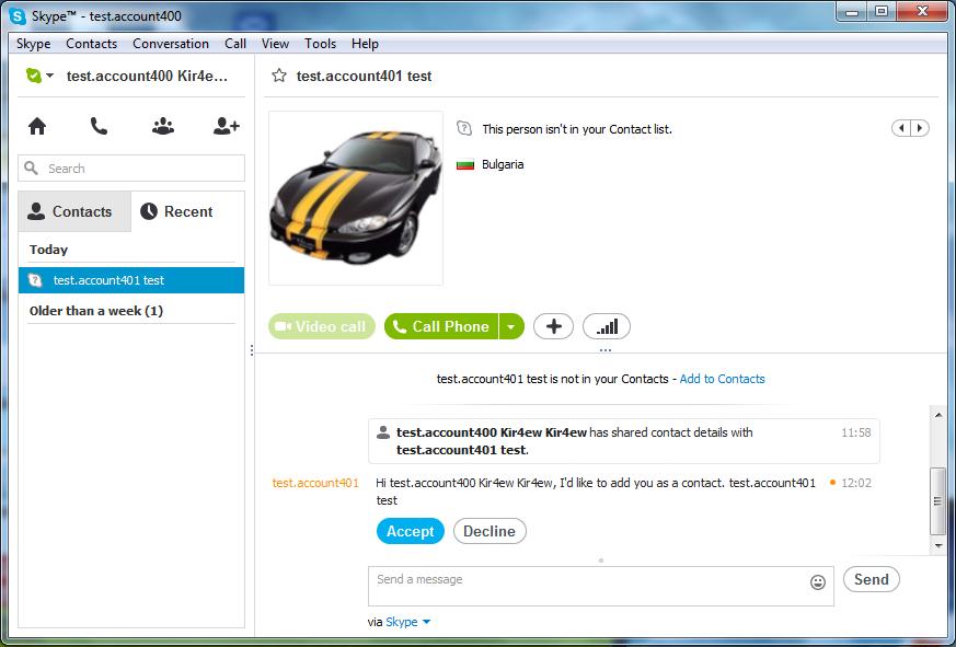 Skype 7,Skype son sürüm indir