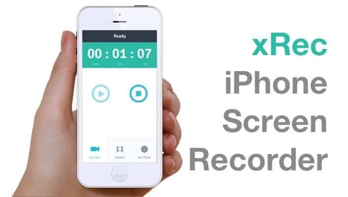 iPhone Screen Recorder,iPhone Screen Recorder indir