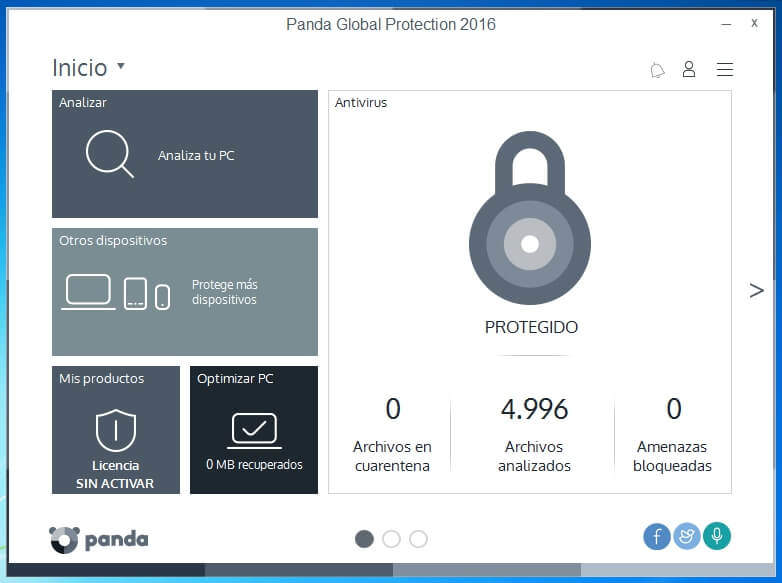 Panda Global Protection 2017,Panda Global Protection