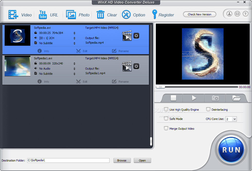 WinX HD Video Converter Deluxe 5.9,WinX HD Video Converter Deluxe,HD Video Converter Deluxe,video dönüştürme