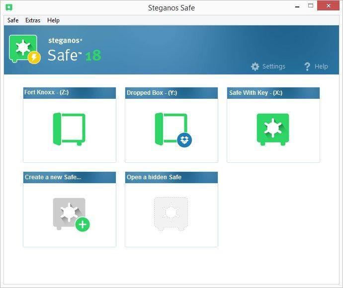 Steganos Safe 17,Steganos Safe 18