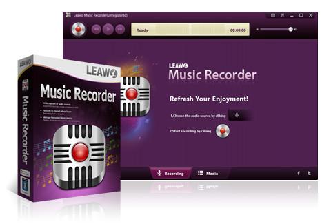 Leawo Music Recorder Profesyonel,Leawo Music Recorder