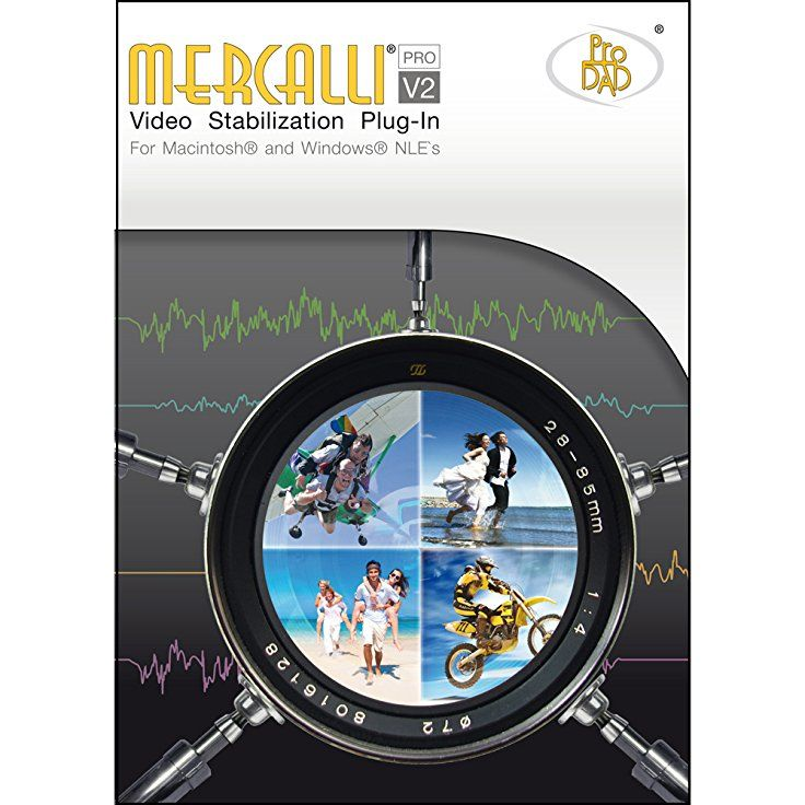 Mercalli Easy Video Stabilizer