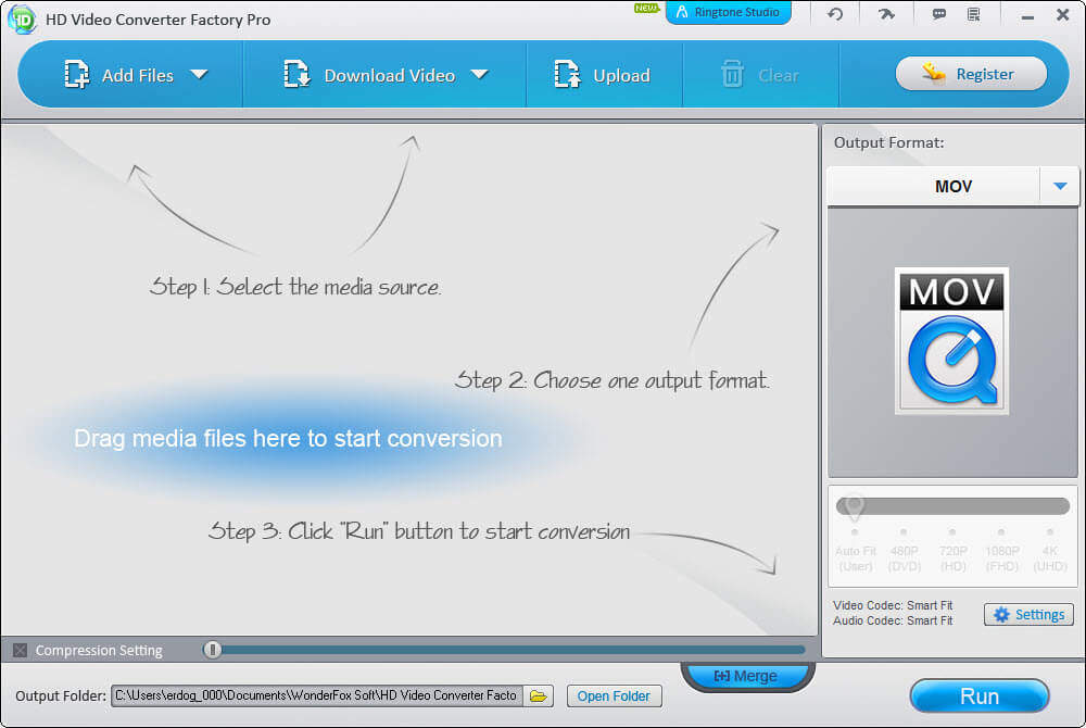 Wonderfox HD Video Converter Factory Pro,HD Video Converter Factory