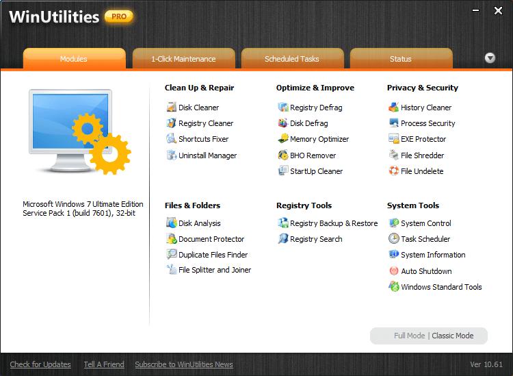 WinUtilities Profesyonel,WinUtilities Pro,WinUtilities,WinUtilities Pro key