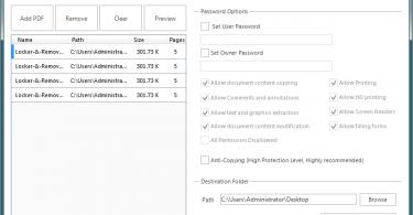 PDF-Password-Locker-Remover