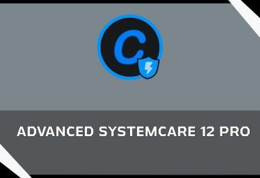 Advanced SystemCare 12